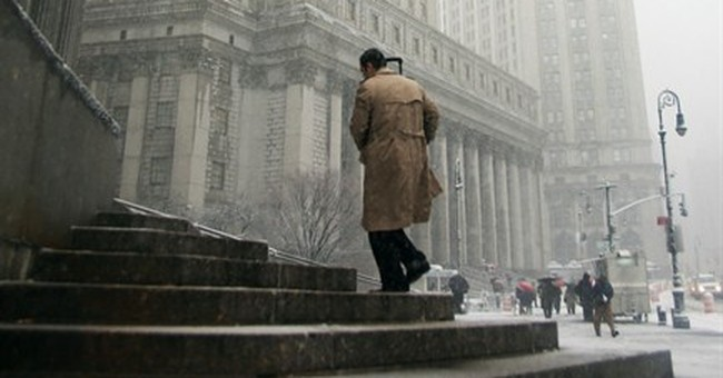 Report: NYC courthouses inaccessible for disabled people