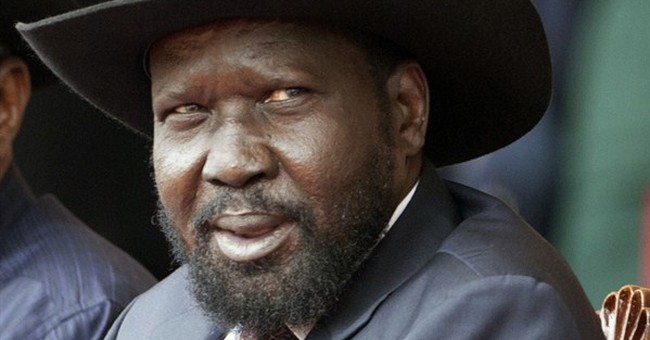 South Sudan lawmakers extend president's term by 3 years