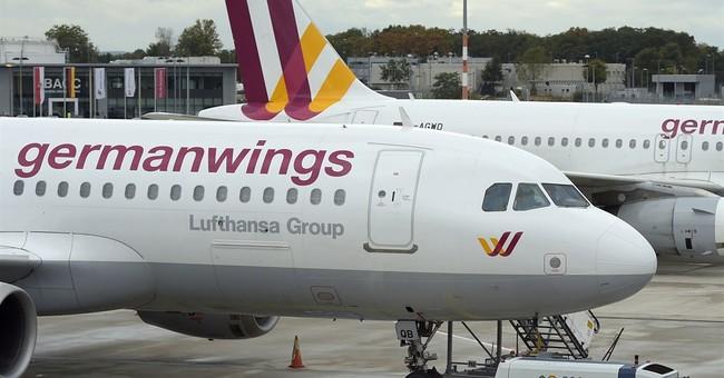 The Latest: Germanwings still awaiting info on crash