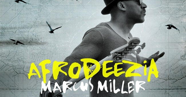 Marcus Miller explores his African roots on new CD