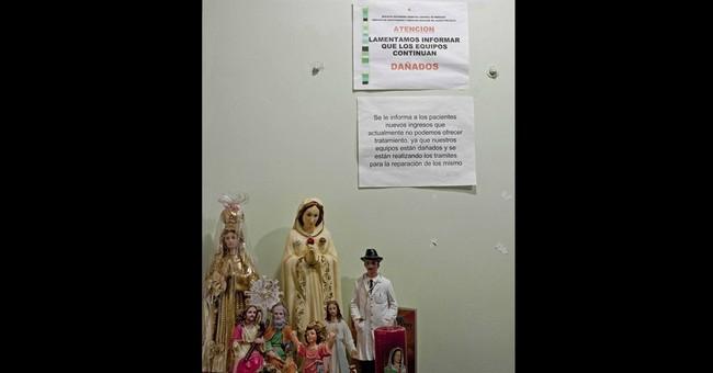 Mastectomies on the rise in Venezuela amid economic crisis