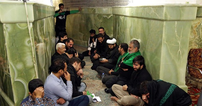 Sectarian tensions simmer in Iraq shrine city targeted by IS