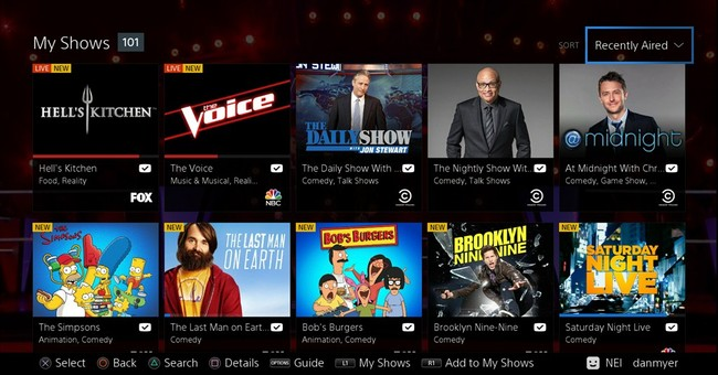 Review: Sony streaming service modernizes TV, not your bill