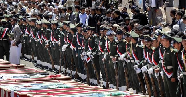 President of Yemen flees by sea; Saudis begin airstrikes