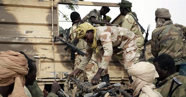 Official: Boko Haram using civilians as human shields