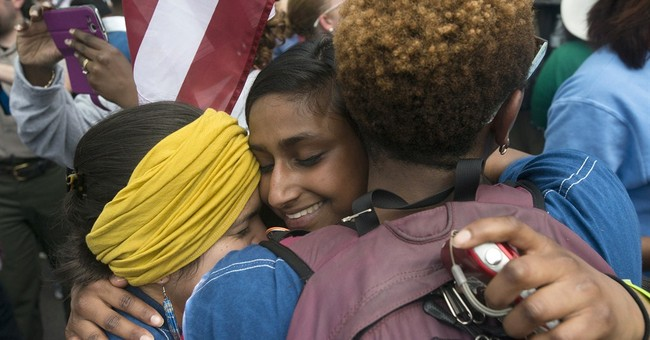 Daughters of MLK, Gov. Wallace, unite for 50-year march