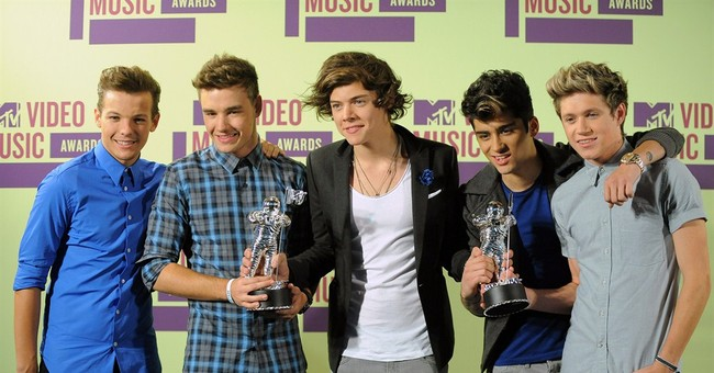 The (former) Fab Five: A look at One Direction as they were