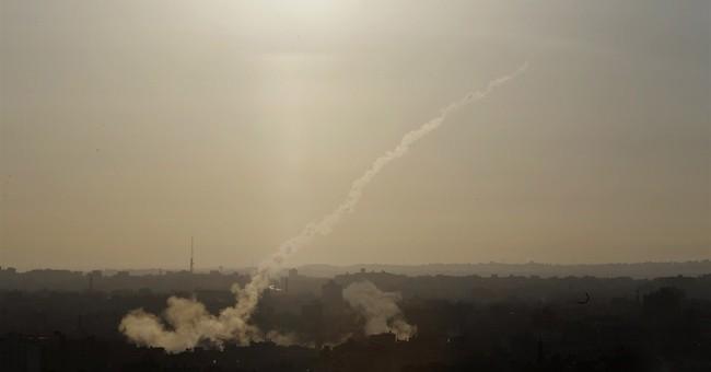 Amnesty says Gazan militants committed war crimes