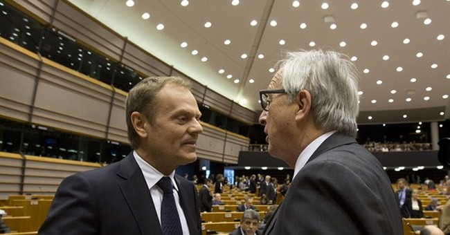 EU chief: Greece to present reforms early next week latest