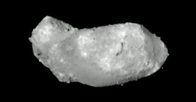 NASA details plans to pluck rock off asteroid, explore it