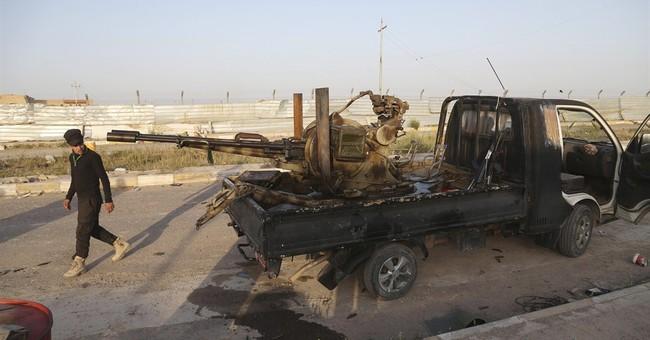 US conducting airstrikes to help Iraq retake Tikrit