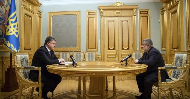 Ukraine's president dismisses powerful regional governor