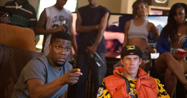 Review: 'Get Hard' plays with stereotypes with mixed success