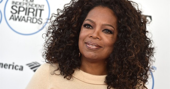 Oprah Winfrey selling furniture, paintings in auction