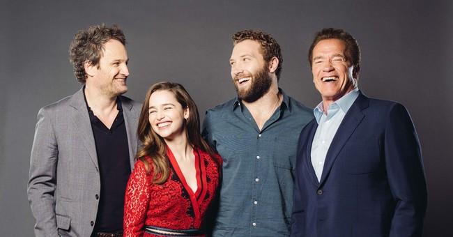 Schwarzenegger's back for high-octane 'Terminator: Genisys'