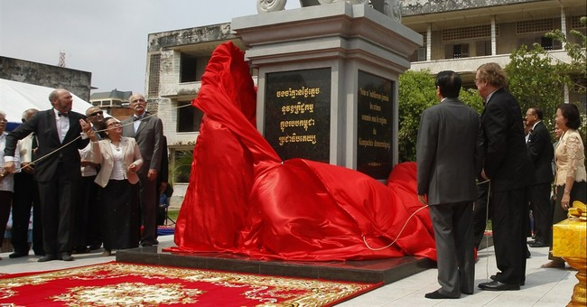 Cambodia inaugurates memorial at Khmer Rouge genocide museum