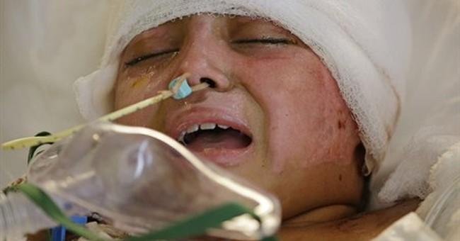 Boston hospital treating survivors of Honduran market blast