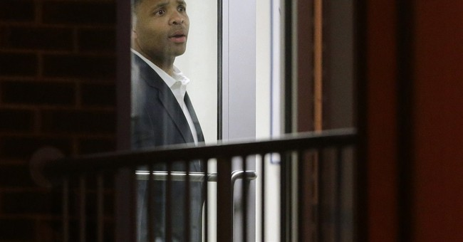 Jesse Jackson Jr. at halfway house after leaving prison