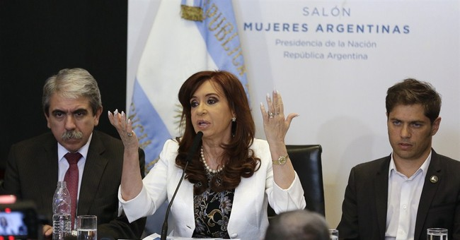 Argentine appeals court throws out case against president