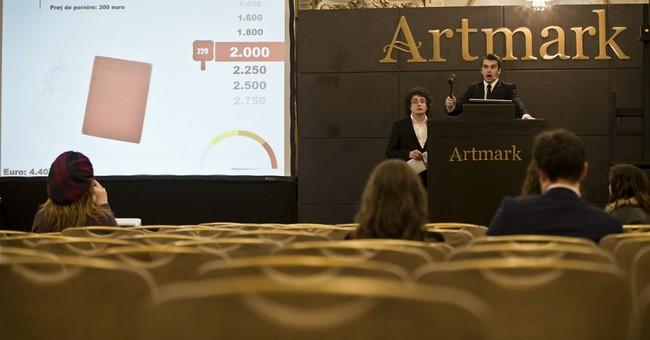 Romania auction of Ceausescu memorabilia raises $55,000