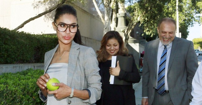 Recording: Woman, ex-Clippers owner discussed hiding gifts