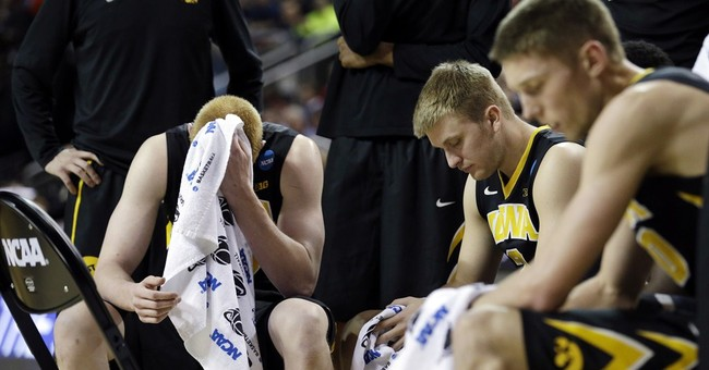 In the NCAAs, time doesn't always fly when you're having fun
