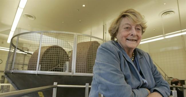 San Francisco Chronicle heir, board member Nan McEvoy dies