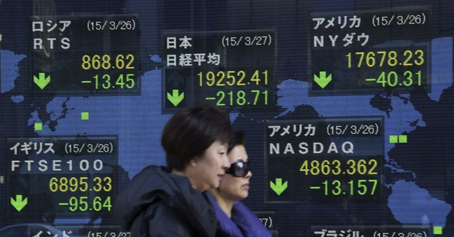 Stocks recover their poise ahead of US economic data