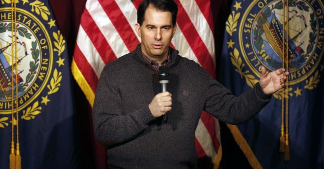 Gov. Walker in Texas, out of sight during immigration flap