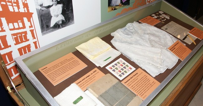Correction: Arab Museum-Little Syria story