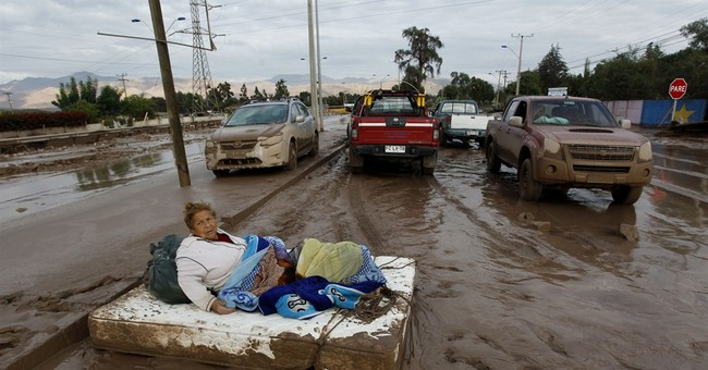 Northern Chile works to recover after floods kill 9