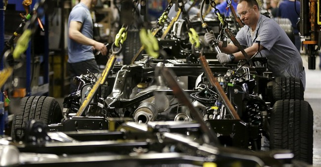 US economic growth may be mild, but it's also really durable