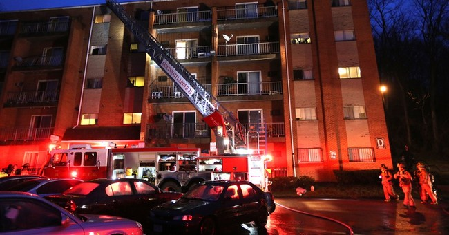 Investigations begin in blaze that led to firefighter death