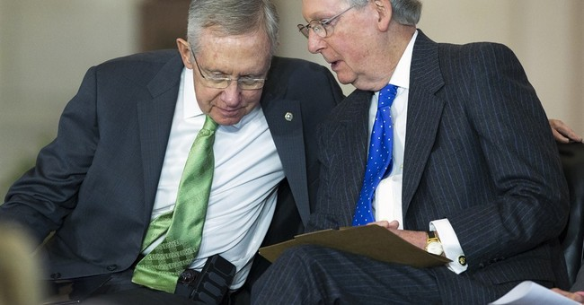 In Senate triumvirate's shadow, barbecue and basketball