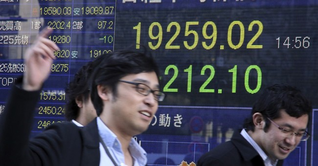 Stocks close with slight gains, but still end the week lower