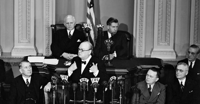 AP EXPLAINS: Japan's long wait to address US Congress