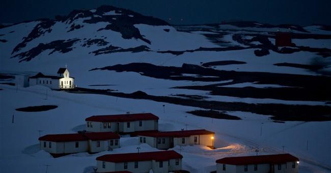 AP Photos: Antarctica both alluring and forbidding