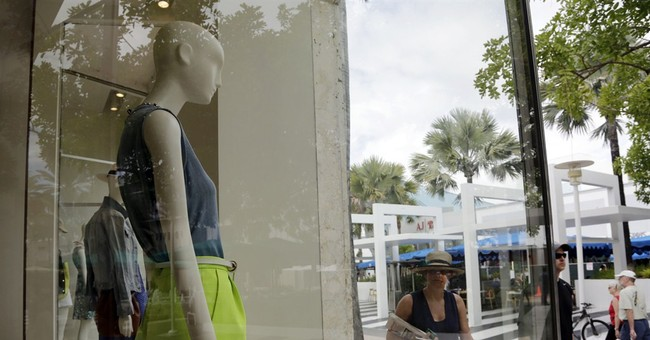 Consumer sentiment slips in March on bad weather