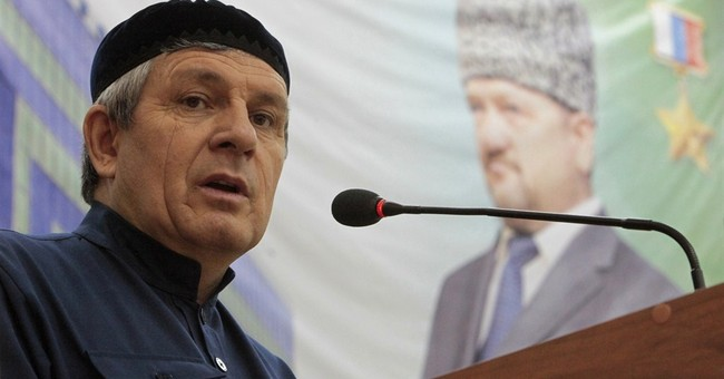 Kremlin dismisses Chechen threat to incite separatism in US