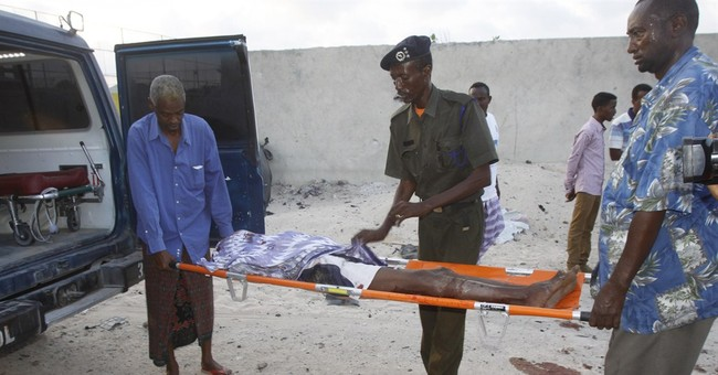 At least 9 dead as militants attack hotel in Somali capital