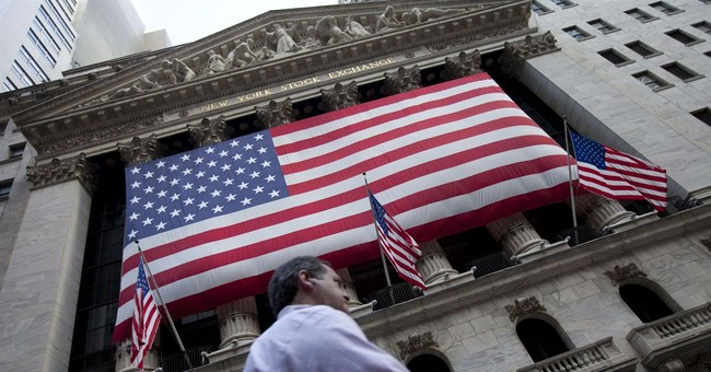US stock indexes are mostly higher at end of a tough week