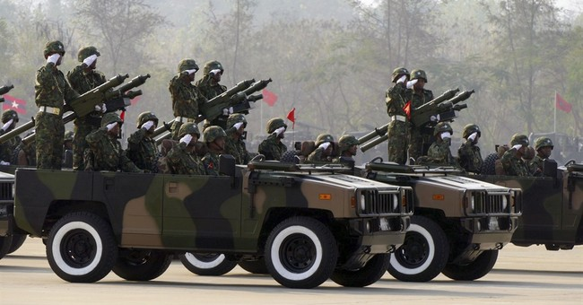Myanmar army commander pledges successful elections