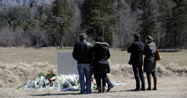 German airline could face 'unlimited' damages for Alps crash