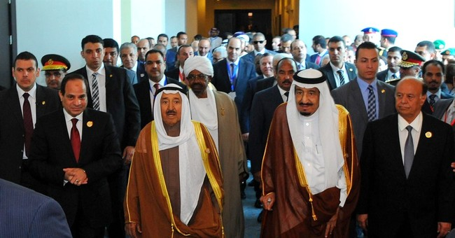 Questions and answers about the Arab peacekeeping force