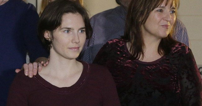 Amanda Knox grateful to 'have my life back' after court saga