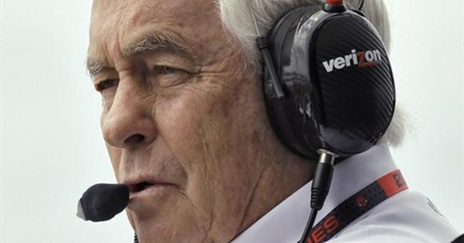Roger Penske warns NASCAR team not to manipulate tires