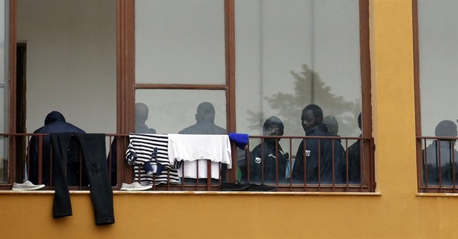 Italy sees record asylum requests as migrant centers fill