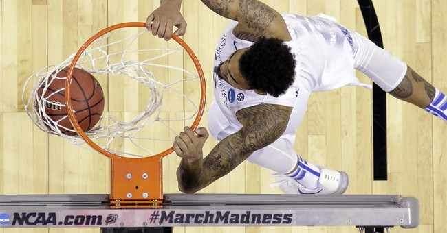 Survived: No. 1 Kentucky holds off Notre Dame 68-66