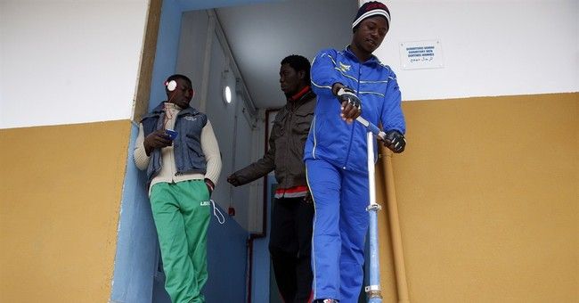 African envoy expresses concern over EU migrant center plans