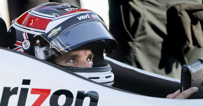 Power leads Penske sweep in qualifying for IndyCar opener